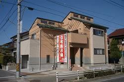 三重県津市桜橋 最初のモデルハウス