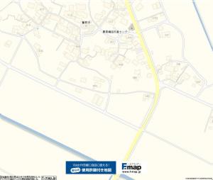 津市河芸町 土地の広さ161坪の広い土地
